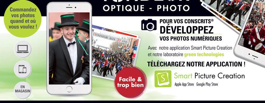 Développez vos photos de conscrits quand et où vous voulez !
